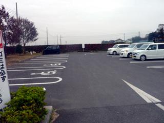 ブリッジパーク 駐車場